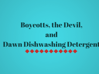 boycotts the devil and dawn