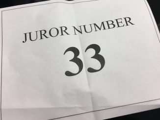 Juror number assigned to albuquerque juror
